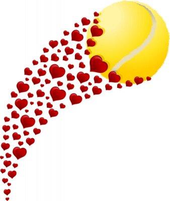 Картина Теннис Шампанское Празднование