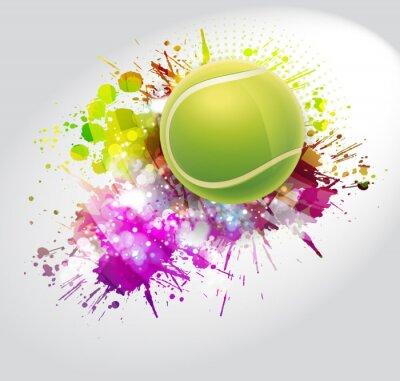 Картина Теннис, Competizione, Torneo