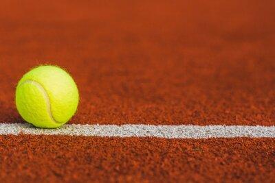 Картина Теннис, суд, Трава.