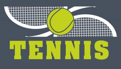 Картина Теннис Спорт