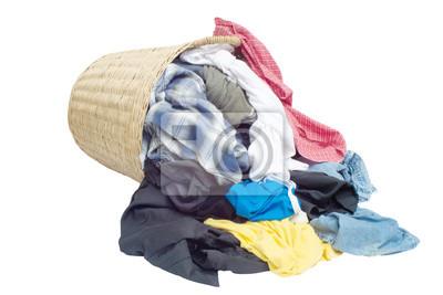 Одежда не моются.