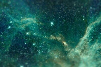 Картина Область 30 Золотой Рыбы находится в Большом Магеллановом Облаке галактики.