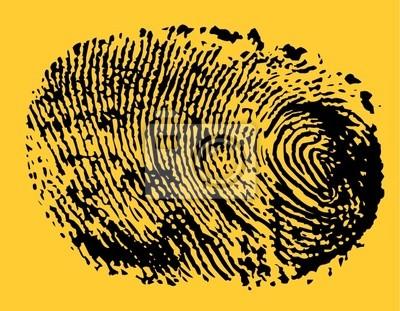 Большой палец печати