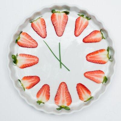 Картина Время для клубники