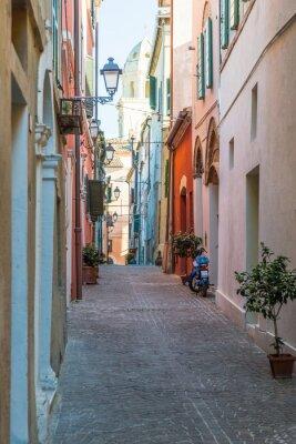 Картина Tipico vicolo italiano