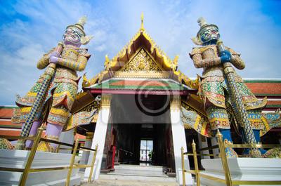 Титан гигант в Grand Palace Бангкок Таиланд