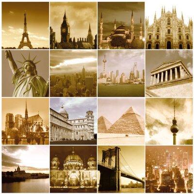 Картина Путешествуйте по всему миру