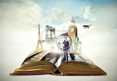 Картина Путешествия по всему миру