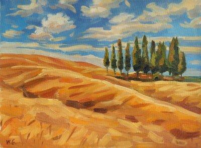 Картина Тоскана