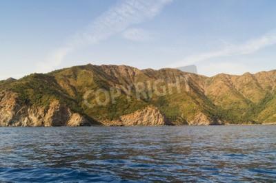 Картина виды турецкого побережья Черного моря