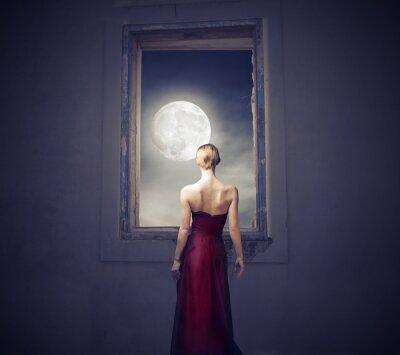 Картина Под лунным светом