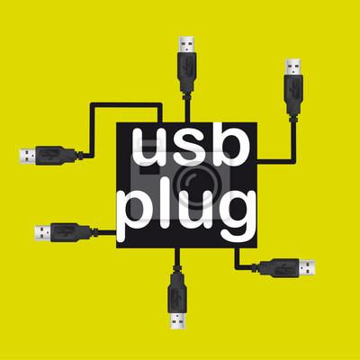 USB разъемы