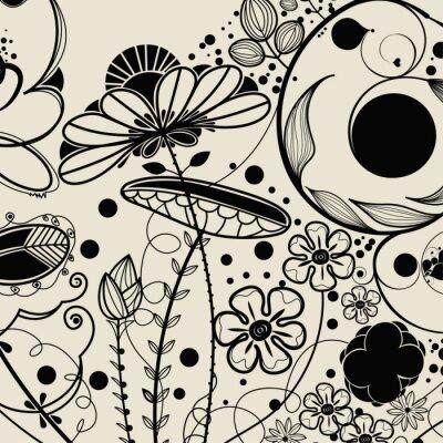 вектор цветок фон