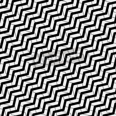 Картина Вектор бесшовные модели. Современный стильный текстура.