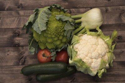 Картина Овощи