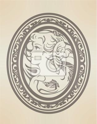Викторианский Графический - Вектор EPS10 файл