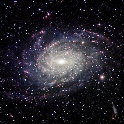 Картина Система Galaxy Посмотреть отдельные элементы этого изображения, предоставленную NASA