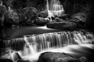 Картина Вид на Fervença водопад недалеко от Синтра, Португалия