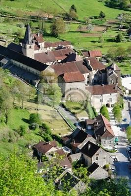 деревня, Vue aérienne