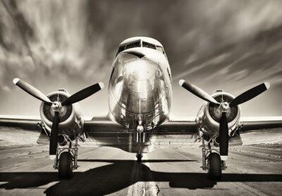 Картина марочные самолет