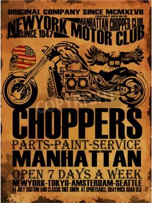 Картина Урожай мотоциклов футболку Графический
