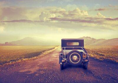 Картина Винтаж путешествия