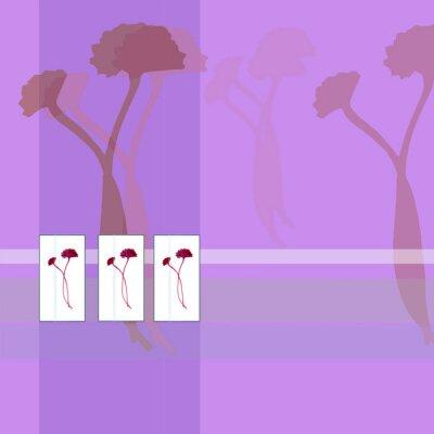 фиолетовый чаду