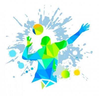 Картина Волейбол - 58