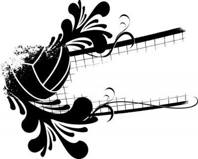 Картина Волейбол Florish