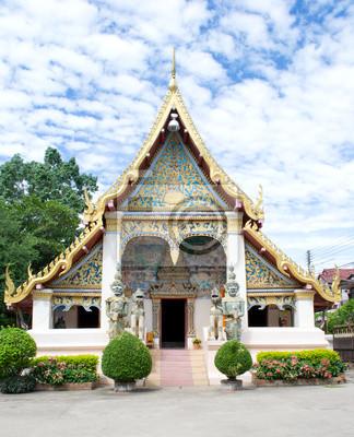 Ват Шри Хун Муанг в Чианг-хана, Loei, Таиланд
