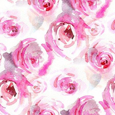 Картина Акварельные розы
