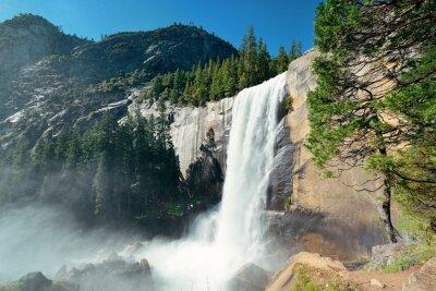 Картина Водопады