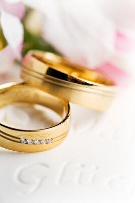 Картина Обручальные кольца, обручальные кольца