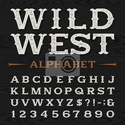 Урожай вектор типография для этикеток, заголовки, плакатов и т.д.