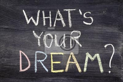 что ваша мечта
