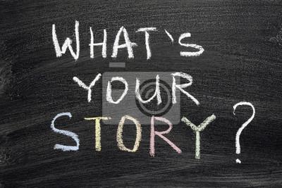 что ваша история