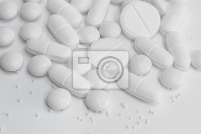 белая таблетка видео