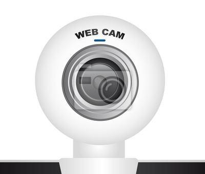 белый веб кулачок