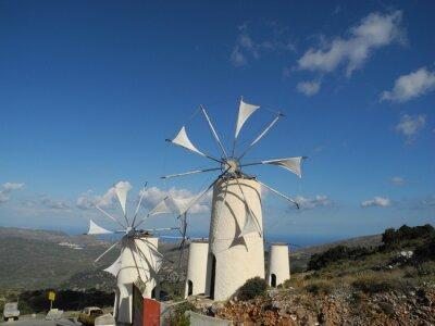 Картина Windmühle Ауф дер Lassithi-Hochebene