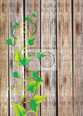 текстура древесины фон с листа