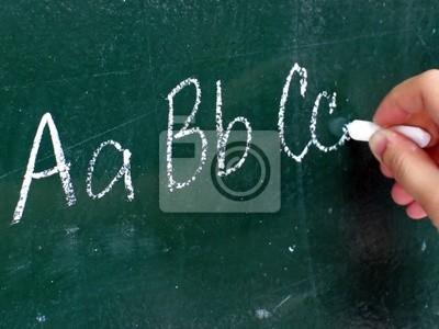 написание ABC