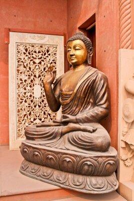 Картина статуя Будды, Агра