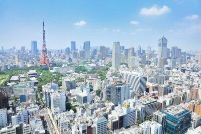 Картина 東京 の 眺め