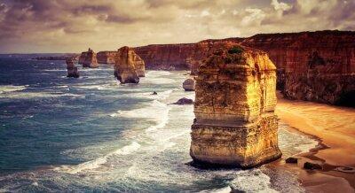 Фотообои 12 апостолов Австралии