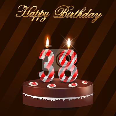 Поздравления с днем рождения 38 лет женщине прикольные