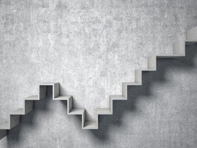 Фотообои 3d абстрактные лестницы