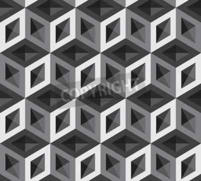 Фотообои 3d иллюстрации кубов. Фон и фон.