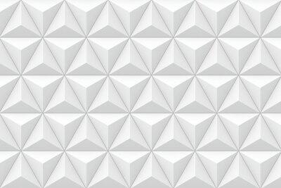 Фотообои 3D геометрическая треугольная текстуры