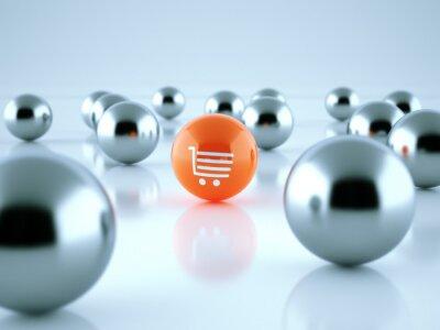 Фотообои 3d визуализации интернет-магазин Kugeln