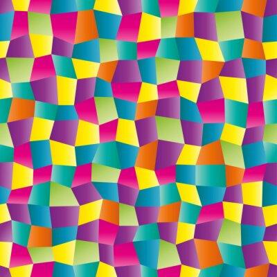 Фотообои Аннотация цвет геометрический узор